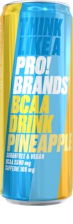 PRO!BRANDS BCAA Drink ananas