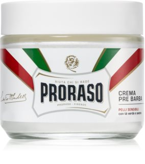 Proraso White κρέμα πριν το ξύρισμα για ευαίσθητη επιδερμίδα