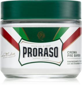 Proraso Green κρέμα πριν το ξύρισμα