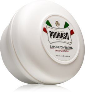 Proraso White Σαπούνι ξυρίσματος για ευαίσθητη επιδερμίδα