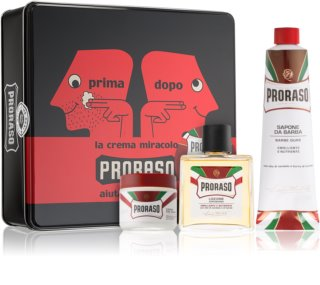 Proraso Red Shaving Kit I. for Men