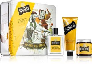 Proraso Wood and Spice set para el afeitado (para hombre)