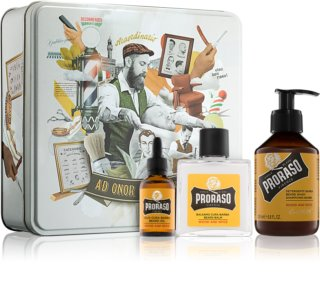 Proraso Wood and Spice kit di cosmetici I. (per uomo) per uomo