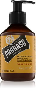 Proraso Wood and Spice шампунь для бороды