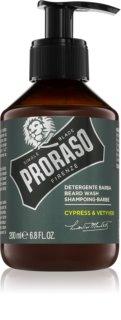 Proraso Cypress & Vetyver шампунь для  бороди