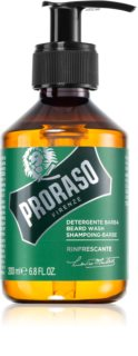 Proraso Green shampoing pour barbe