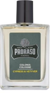 Proraso Cypress & Vetyver kolínská voda