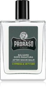 Proraso Cypress & Vetyver bálsamo hidratante after shave