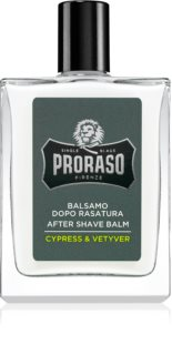 Proraso Cypress & Vetyver Balsami Parranajon Jälkeen Kosteuttamiseen