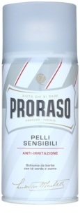 Proraso Pelli Sensibili Shaving Foam for Sensitive Skin