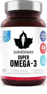 Puhdistamo Super Omega 3 podpora správného fungování organismu