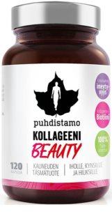 Puhdistamo Collagen Beauty kolagen pro krásné vlasy, pleť a nehty