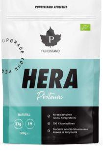 Puhdistamo HERA Protein BIO syrovátkový protein v BIO kvalitě příchuť natural