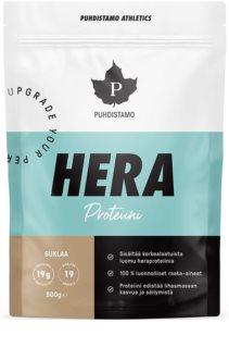 Puhdistamo HERA Protein syrovátkový protein v prášku příchuť chocolate