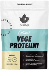 Puhdistamo Optimal Vegan Protein veganský protein v prášku příchuť vanilla