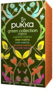 PUKKA Ajurvédský čaj green collection