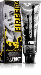 Pulp Riot Neon Electric Semi Permanent Hair Colour