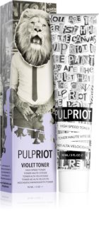 Pulp Riot Toner Toning Hair Color for bleached or highlighted hair