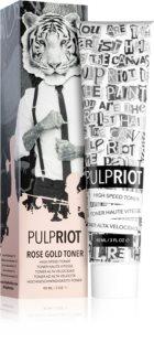 Pulp Riot Toner Toning Hair Color