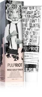 Pulp Riot Toner βαφή για τα μαλλιά με χρώμα
