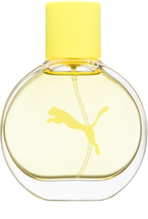Puma Yellow Woman Eau de Toilette für Damen