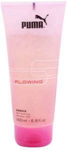 Puma Flowing Woman Shower Gel for Women