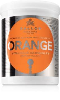 Kallos Orange hydratační maska na vlasy