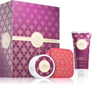 Pupa Miss Princess Green Tea Gift Set (for Body)