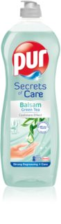 Pur Secrets of Care Green Tea productos para lavar la vajilla