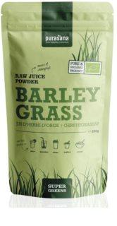 Purasana Barley Grass Raw Juice Powder BIO přírodní antioxidant v BIO kvalitě
