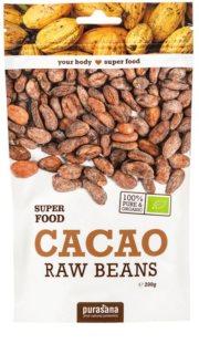 Purasana Cacao Beans BIO kakaové boby v BIO kvalitě
