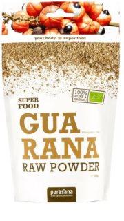 Purasana Guarana Powder BIO prášek v BIO kvalitě