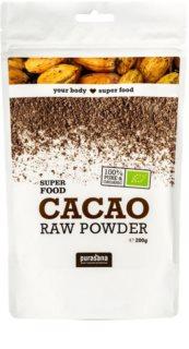 Purasana Cacao Powder BIO kakaový prášek v BIO kvalitě