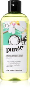 Pure 97 Jasmin & Kokosnussöl Moisturizing Shampoo For Dry Hair