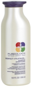 Pureology Perfect 4 Platinum shampoo per capelli biondi e con mèches