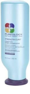 Pureology Strength Cure balsam pentru indreptare pentru par deteriorat si vopsit