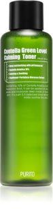 Purito Centella Green Level hydratační tonikum pro zklidnění a posílení citlivé pleti