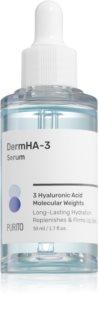 Purito DermHA-3 hydratační sérum s kyselinou hyaluronovou
