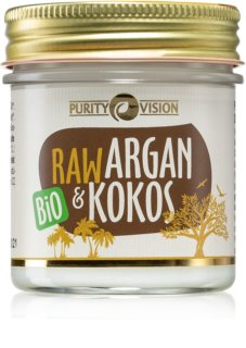 Purity Vision Raw olio di argan con cocco