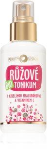 Purity Vision BIO hidratáló tonik rózsából
