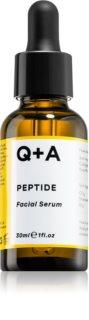 Q+A Peptide verjüngendes Hautserum