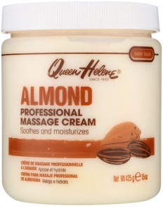 Queen Helene Almond Massage Cream for Face and Body