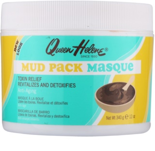 Queen Helene Mud Pack máscara facial com argila natural inglesa