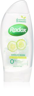 Radox Fresh Cucumber Refreshing Shower Gel