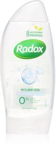 Radox Micellar Water Mizellen-Duschgel
