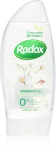 Radox Camomile Oil Silky Shower Gel