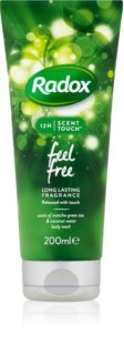 Radox Feel Free Shower Gel