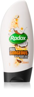 Radox Feel Gorgeous gel de ducha