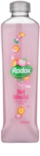 Radox Feel Luxurious Feel Blissful espuma de baño