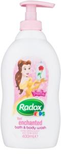 Radox Kids Feel Enchanted Dusch- und Badgel